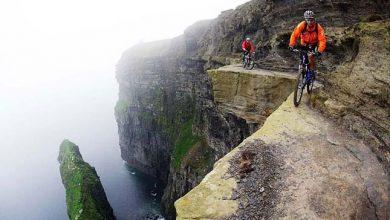 Photo of Adrenalinfüggő sportolók a legfélelmetesebb helyeken