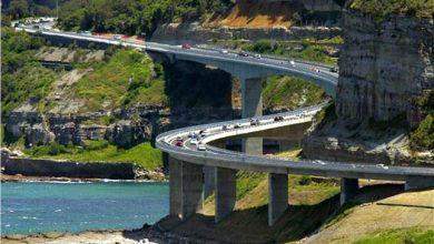Photo of Sea Cliff Bridge – Látványos tengerparti híd Ausztrália partjánál