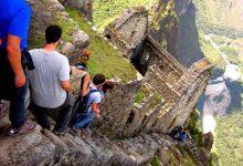 Photo of A Machu Picchu félelmetes hegyi útvonala