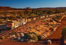 Photo of 8 perces videón a világ leghosszabb és legnehezebb vonata