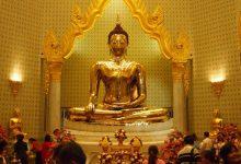 Photo of A világ legnagyobb tömör arany Buddha-szobra