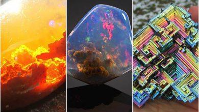 Photo of Különleges és gyönyörű ásványok