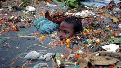 Photo of Lesújtó fotók a környezetszennyezésről és a természet pusztításáról