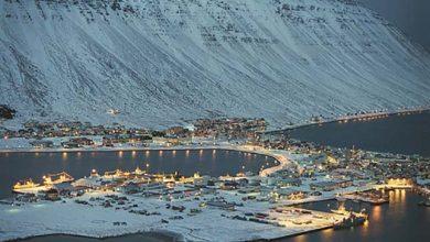 Photo of Landolás Izland festői repülőterén