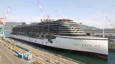 Photo of Így épülnek az óceánjáró hajók