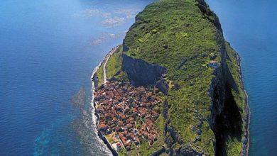 Photo of Monemvaszia – település a hatalmas szikla mögött