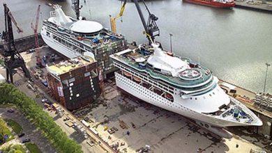 Photo of Így hosszabbítják meg az óceánjáró hajókat
