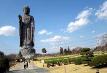 Photo of A világ egyik legnagyobb buddha szobra, a monumentális Ushiku Daibutsu