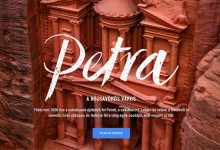 Photo of Virtuális séta a jordániai Petra lenyűgöző romvárosában