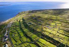 Photo of Különleges kőfalak Írországban
