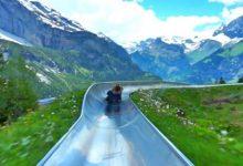 Photo of A svájci Alpokban bújik meg a világ legkülönlegesebb bobpályája