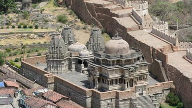 Photo of A Kumbhalgarh erőd és 36 kilométer hosszú várfala