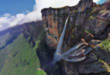Photo of Lélegzetelállító drónvideó a venezuelai Angel-vízesésről
