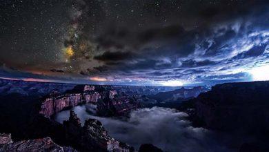 Photo of Lenyűgöző time-lapse videó tárja elénk a vadregényes Grand Canyon csodáit