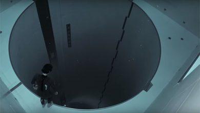 Photo of Elképesztő szabadtüdős merülés a világ legmélyebb medencéjében
