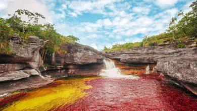 Photo of Látványos drónvideón csodálhatjuk meg a világ egyik legkülönlegesebb folyóját