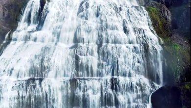Photo of Lélegzetelállító vízesés rejtőzik Izland egyik eldugott vidékén