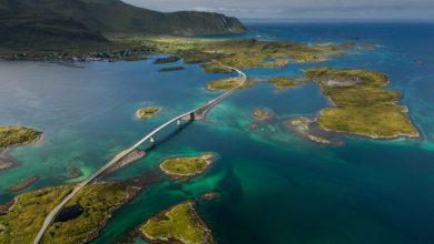 Photo of 360 fokos videó kalauzol végig a világ egyik legszebb autóútján