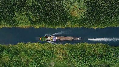 Photo of Úszó kertek és lábbal evező halászok – lenyűgöző drónvideón csodálhatjuk meg Mianmar különleges tavát