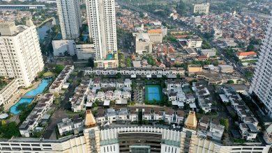 Photo of Városnegyedek alakultak ki a helyhiány miatt más épületek tetején Jakartában