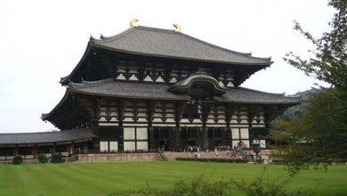 Photo of TodaiJi – a legnagyobb fából épült templom a világon
