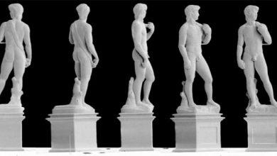 Photo of Egymilliméteres Dávid-szobrot készítettek a zürichi egyetem kutatói