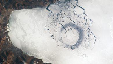 Photo of Magyarázatot találhattak a Bajkál-tó rejtélyes jégköreinek kialakulására