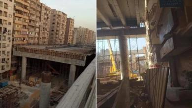 Photo of Lakásoktól 50 centiméterre építenek autópályát Egyiptomban