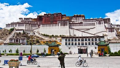 Photo of Felújították Tibet fővárosának fő látványosságát