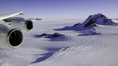 Photo of Mintegy öt kilométert húzódott vissza az antarktiszi Denman-gleccser