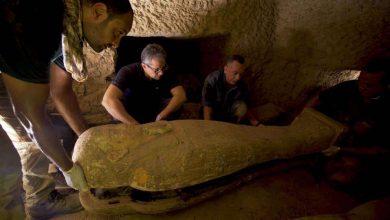 Photo of Érintetlen, 2500 éves szarkofágokat találtak Egyiptomban