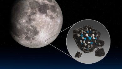 Photo of NASA bejelentés: Vizet találtak a Holdon és sokkal többet, mint eddig feltételezték