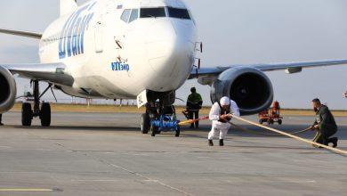 Photo of Új rekordot állított be repülőgép-vontatásban Oroszország legerősebb embere