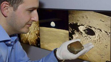 Photo of Új ásványt fedeztek fel egy holdmeteoritban