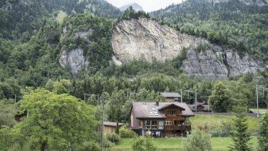 Photo of Tíz évre is kitelepíthetik egy svájci falu lakóit