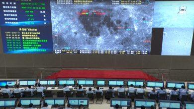 Photo of Sikeresen leszállt a Holdra a Csang'o-5 kínai űrszonda
