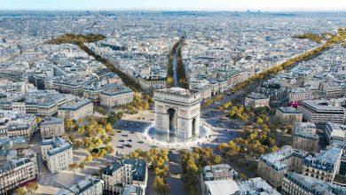 Photo of Különleges kertté alakítják Párizs ikonikus sugárútját