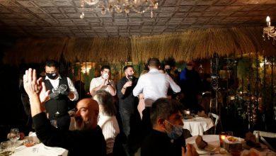 Photo of Több étteremtulajdonos is megelégelte a korlátozásokat és a szabályok ellenére is nyitva maradtak
