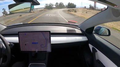 Photo of Teljesen önvezető módban jutott el egy Tesla San Franciscóból Los Angelesbe