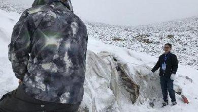 Photo of Óriási lepedőkkel takarnák le az olvadó gleccsereket, hogy lelassítsák olvadásukat