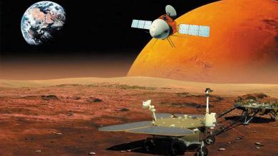Photo of Februárra a Mars közelébe érkezik a kínai Tienven-1 űrszonda