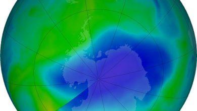 Photo of Minden eddiginél nagyobbra növekedett az ózonlyuk a Dél-sark felett