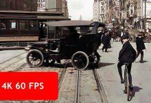 Photo of Utazás a múltba: lenyűgöző 100 éves felvételek 4K minőségűre feljavítva