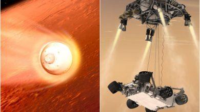 Photo of Így landol majd a Perseverance rover a Marson