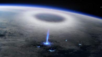 Photo of Különleges fényjelenséget figyeltek meg a Nemzetközi Űrállomásról – videó