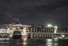 Photo of Sikerült megmozdítani a Szuezi-csatornát elzáró teherhajót – videó