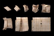 """Photo of Digitálisan """"bontottak ki"""" 17. századi leveleket a röntgentechnika segítségével"""