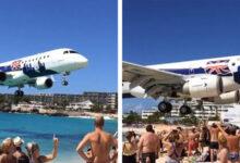 Photo of A leglátványosabb landolások az egyik legfélelmetesebb repülőtéren