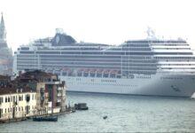 Photo of Kitiltják a nagy tengerjárókat Velence központjából