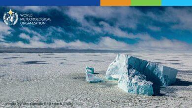 Photo of 18,3 fokos rekordmeleget mértek az Antarktiszon